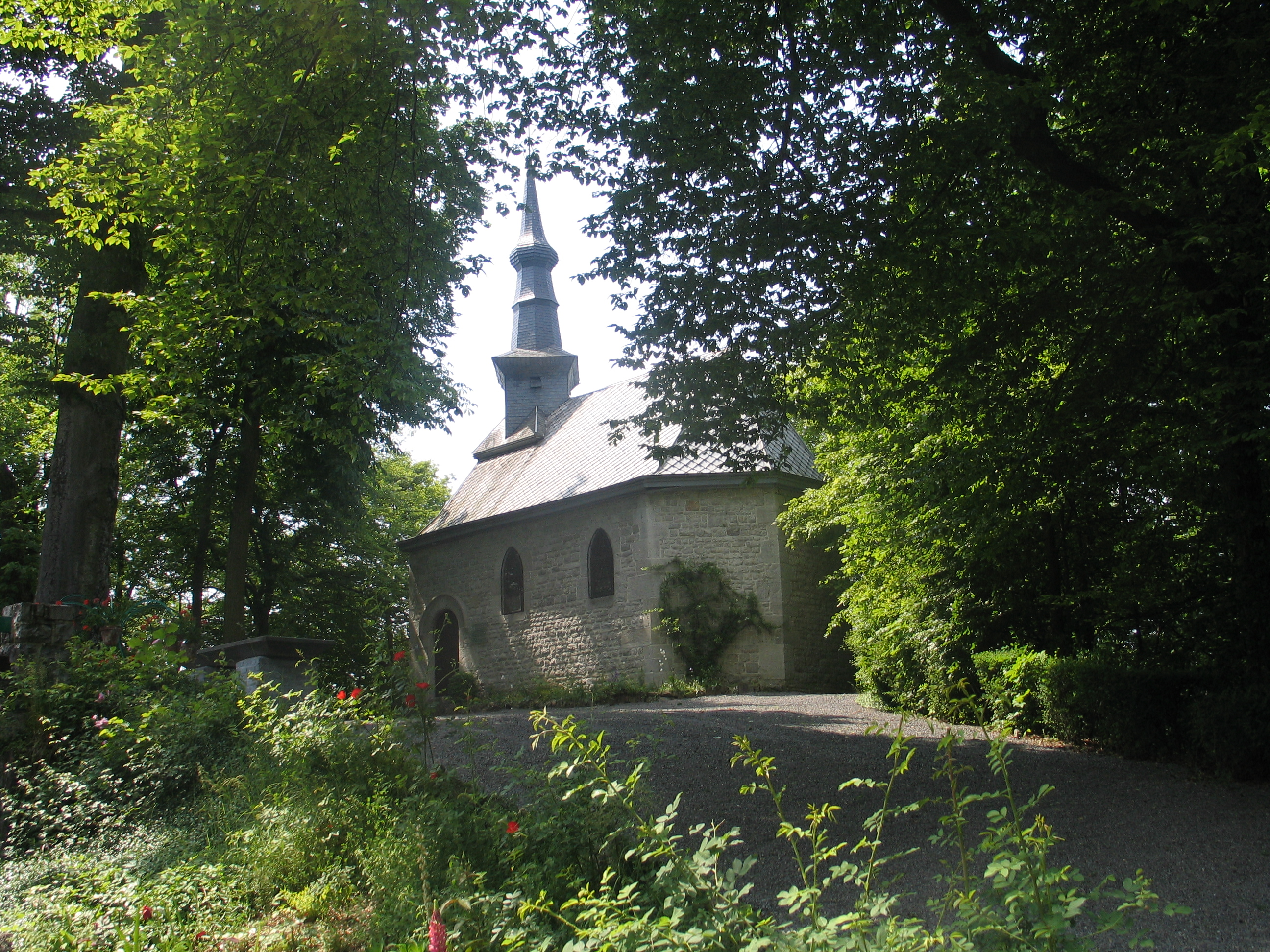 Chapelle du Monument | Culture | Ville de Marche-en-Famenne