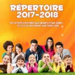le-r%c3%a9pertoire-des-activit%c3%a9s-2017-2018
