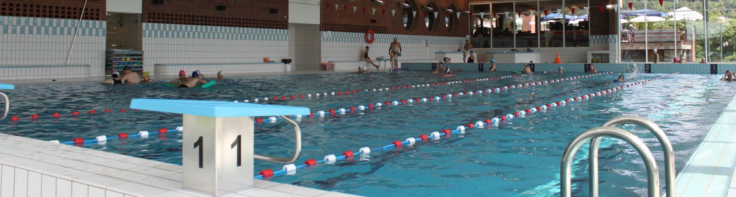 Piscine communale horaires et tarifs sport agenda for Horaires piscine saint lo