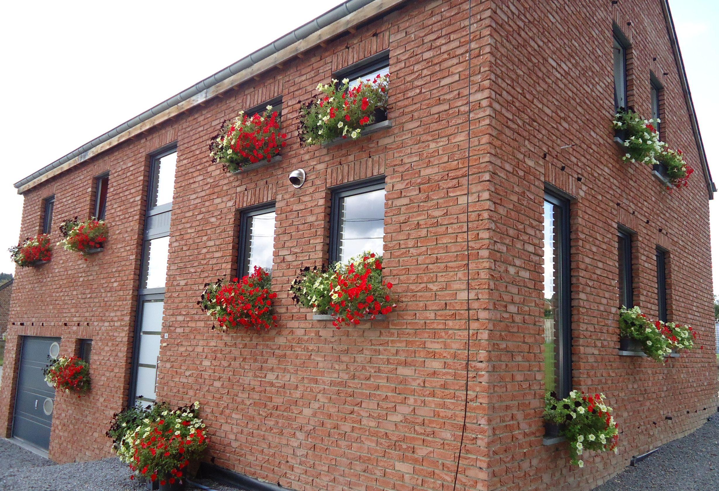 Les plus belles façades et maisons fleuries. | Tourisme ...