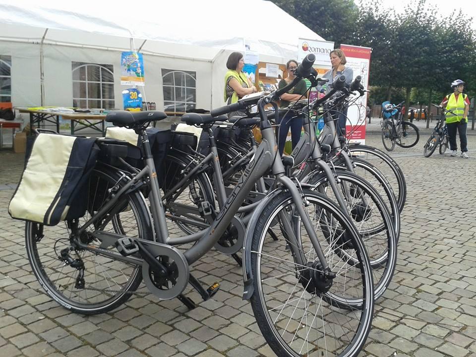 Vélos éclectriques Ville